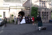 Perthshire Wedding Photography service.