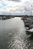 The Harbour at Anstruther in the East Neuk of Fife,Scotland