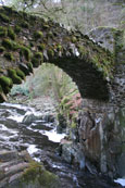 The Bridge at The Hermitage, Dunkeld, Perthshire, Scotland