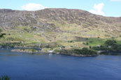 Strome Ferry on Loch Carron, Wester Ross, Scotland
