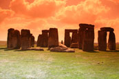 Stonehenge, World Heritage Site in England
